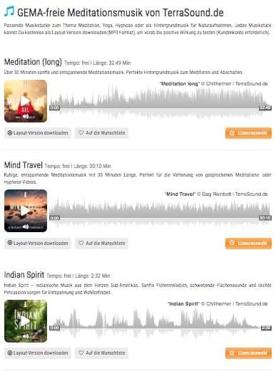 Musik für Videos - Bildschirmfoto 2020 01 28 um 19.29.51