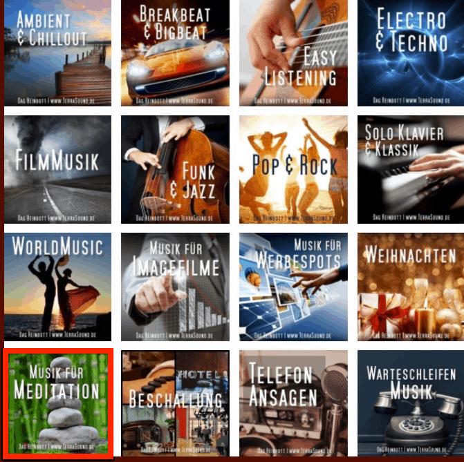 Musik für Videos - fotoskaufen terrasound genres