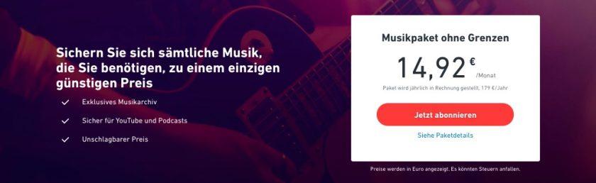 Abo Stockmusik Shutterstock